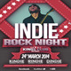Indie Party Flyer/Poster Vol.2 - GraphicRiver Item for Sale