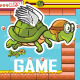 Flying Turtle Game Art - GraphicRiver Item for Sale