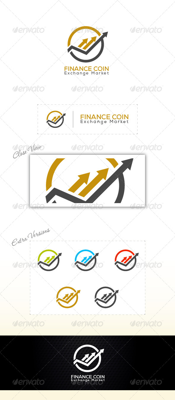 Finance Marketing - Vector Abstract