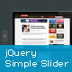 jQuery Simple Slider Plugin - CodeCanyon Item for Sale