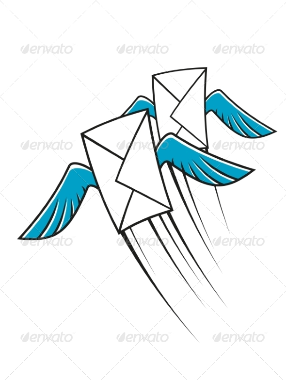 Airmail - Miscellaneous Vectors