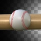Baseball Wooden Bat Transitions - VideoHive Item for Sale
