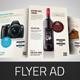 Product Promotion Flyer Ad v4 - GraphicRiver Item for Sale