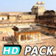 Amer Fort, Jaipur India (3-Pack) - VideoHive Item for Sale