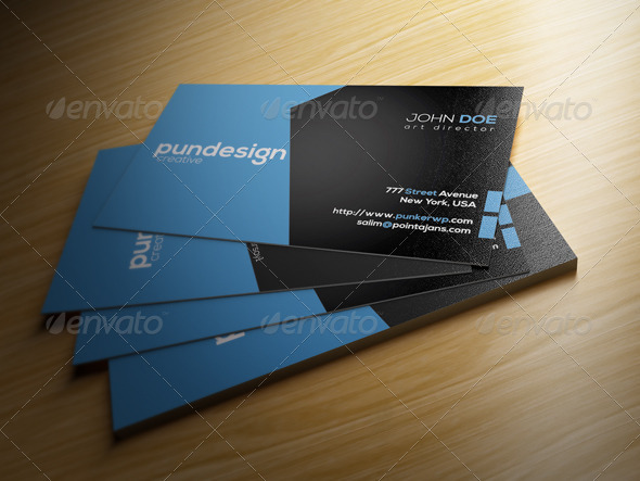 Creative Business Card SG41