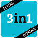 Multipurpose Business Flyer Bundle - GraphicRiver Item for Sale