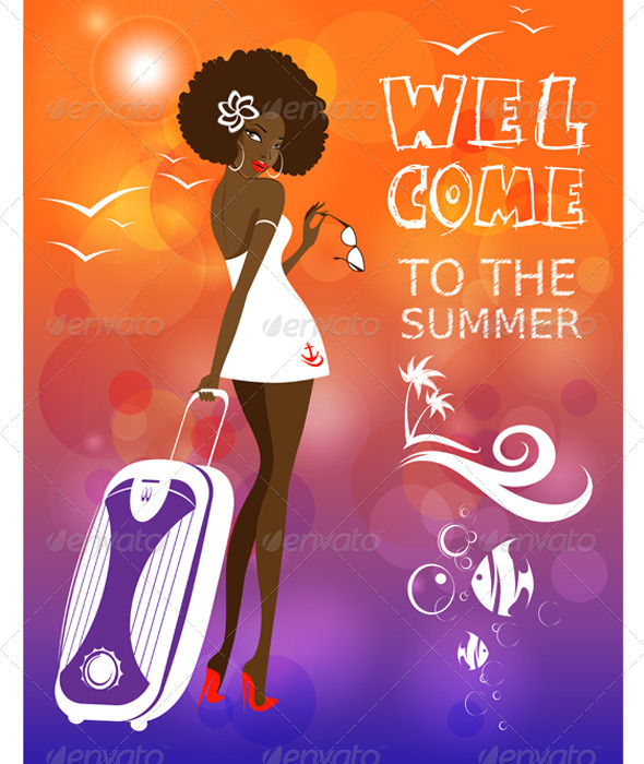 Welcome to the Summer - People Characters