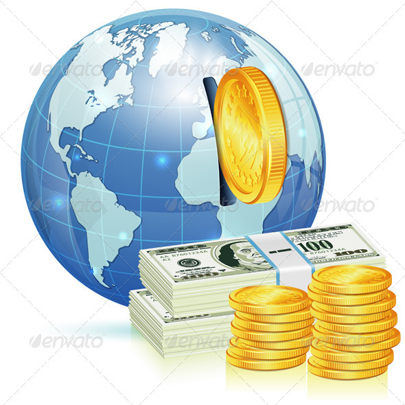 Global Financial Concept - Concepts Business