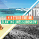 Slanting Lines Slideshow - VideoHive Item for Sale