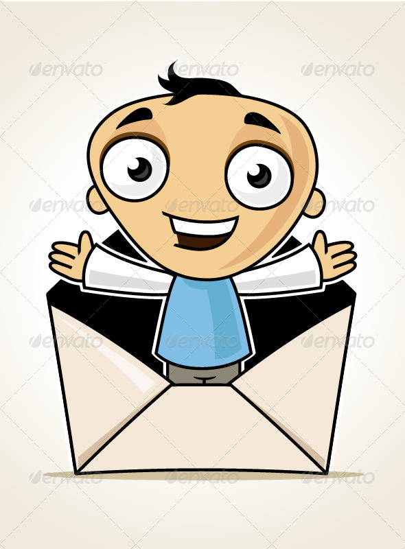 You Have Mail - People Characters