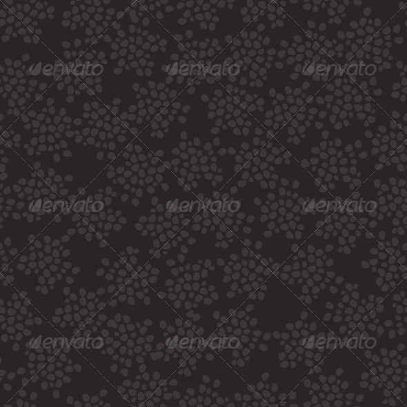 Abstract Dark Seamless Pattern - Abstract Conceptual