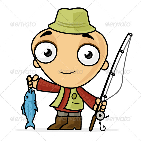 Fisherman - People Characters