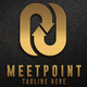 Meet Point Logo Template - GraphicRiver Item for Sale
