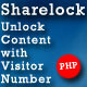 Sharelock - Standalone Version with Admin Panel - CodeCanyon Item for Sale