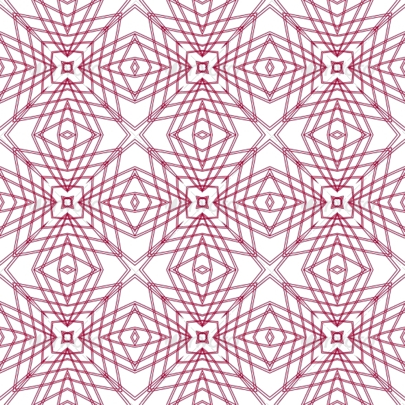Seamless Guilloche Background - Patterns Decorative