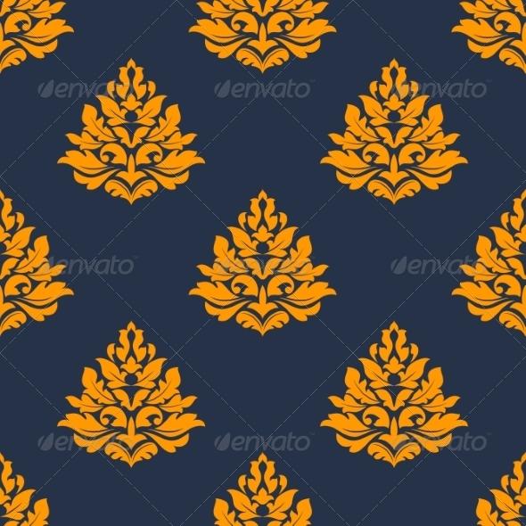 Elegant Seamless Pattern - Patterns Decorative