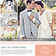 Wedding Photography Flyer-Graphicriver中文最全的素材分享平台