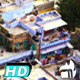 Roofed Houses India - VideoHive Item for Sale