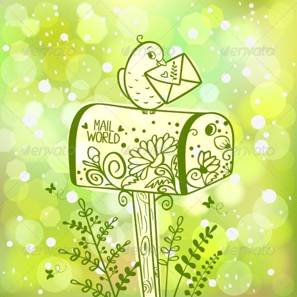 Mailbox - Miscellaneous Conceptual