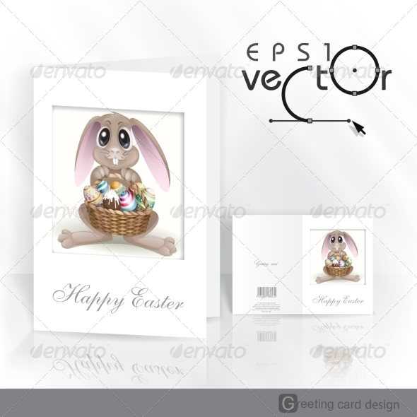 Happy Easter Background.  - Miscellaneous Seasons/Holidays