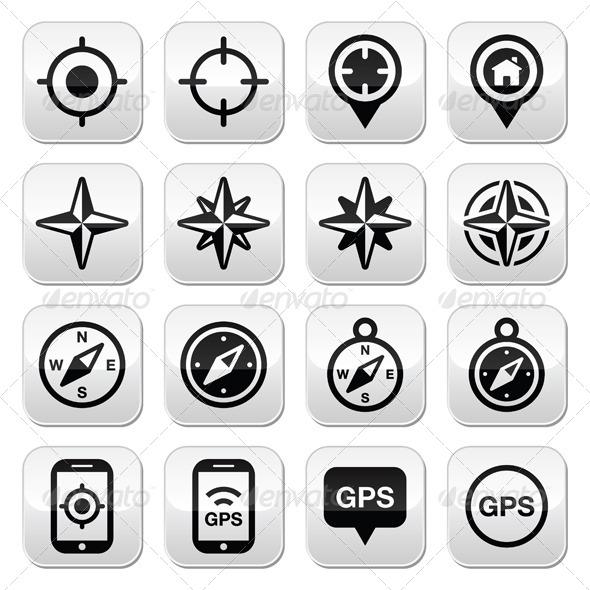 Navigation - Technology Conceptual