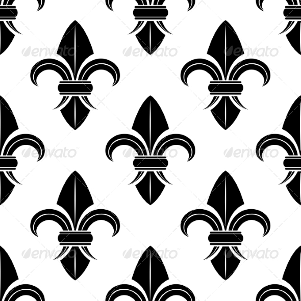 Floral Pattern - Backgrounds Decorative