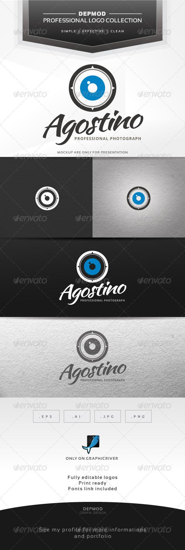 Agostino Logo - Symbols Logo Templates