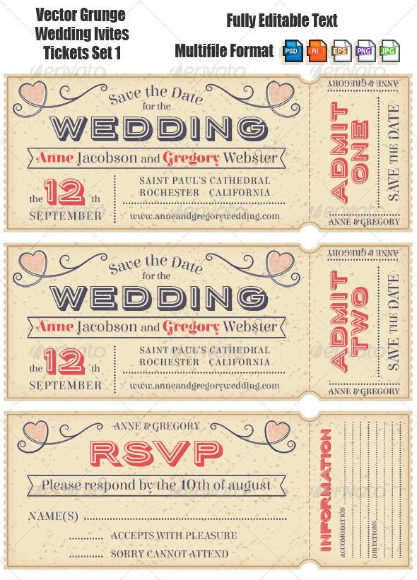Weddiing Invites - Weddings Seasons/Holidays