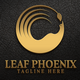 LEAF PHOENIX LOGO TEMPLATE - GraphicRiver Item for Sale