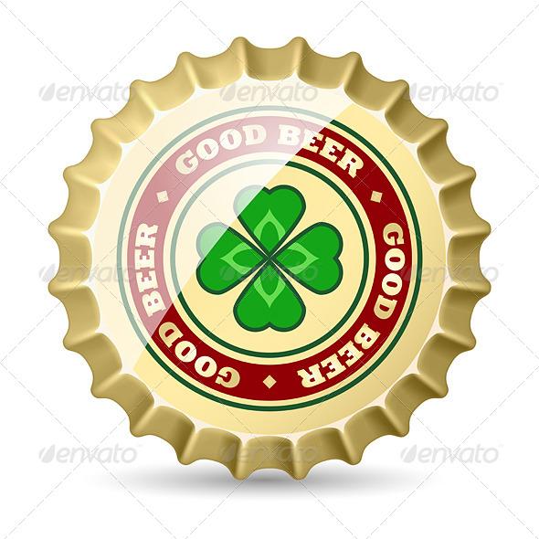 Beer Cap - Miscellaneous Vectors