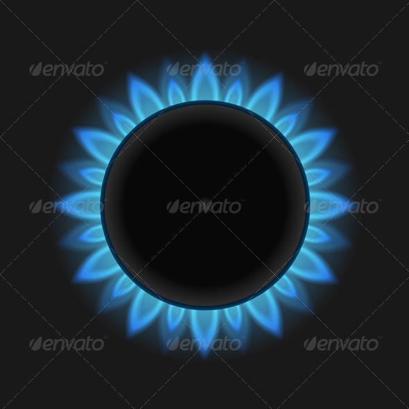 Gas Flame - Miscellaneous Vectors