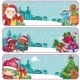 Festive Christmas banners - GraphicRiver Item for Sale