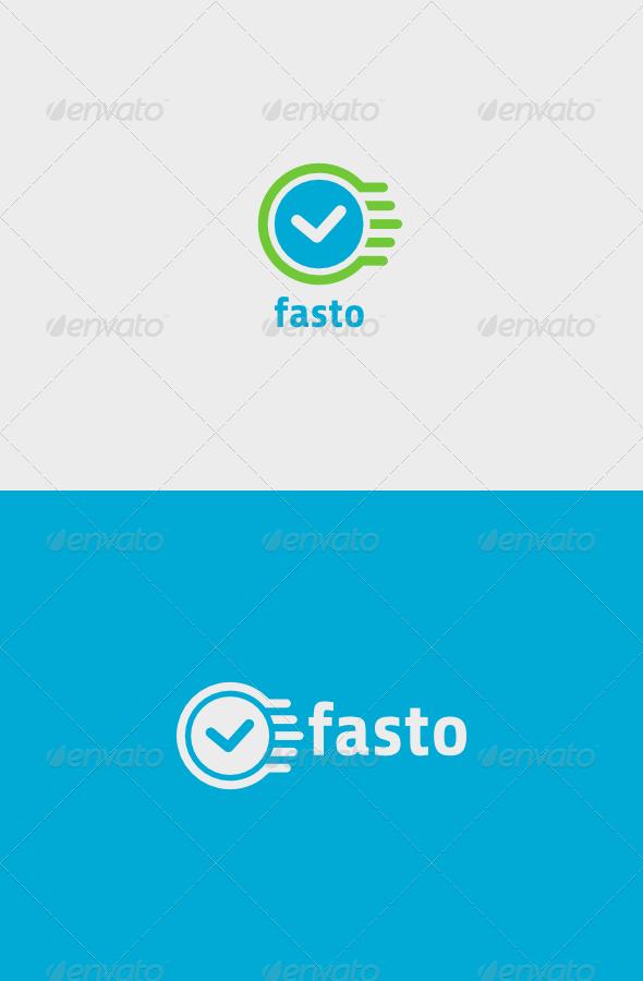 Check Fasto Logo - Symbols Logo Templates
