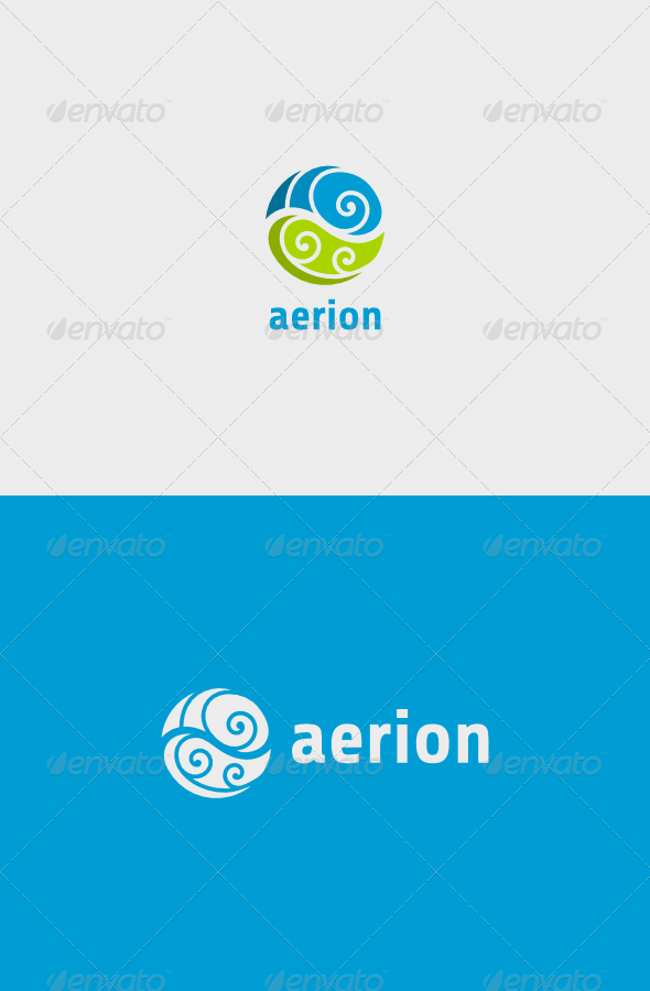 Aerion Logo - Vector Abstract