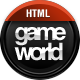 Responsive HTML Theme - GameWorld Nulled
