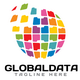 Global Data Logo Template - GraphicRiver Item for Sale