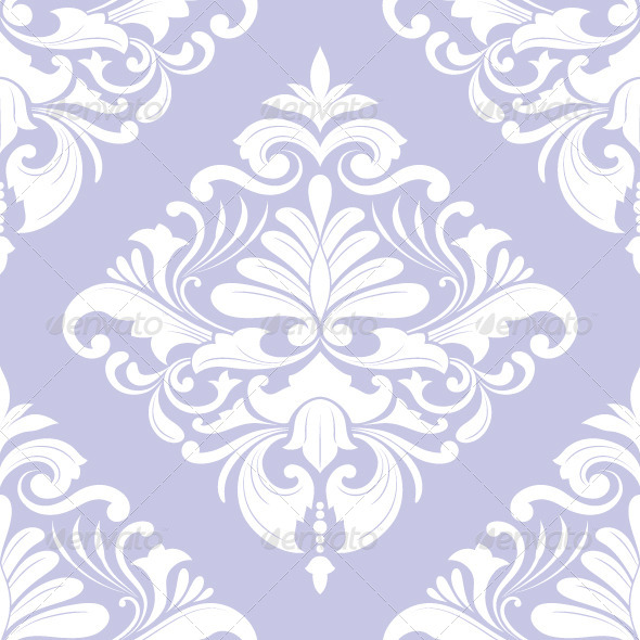 March Seamless Pattern - Patterns Decorative