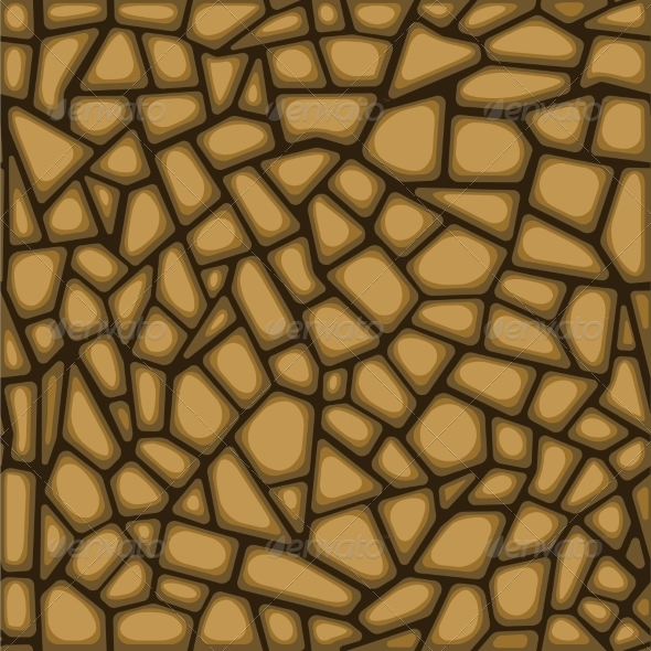 Seamless Texture of Stone Wall - Patterns Decorative