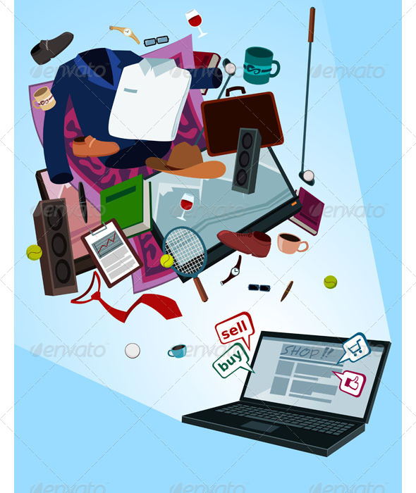 Online Shop for Men - Web Technology