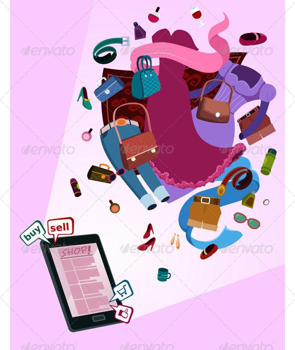 Online Shop for Women - Web Technology