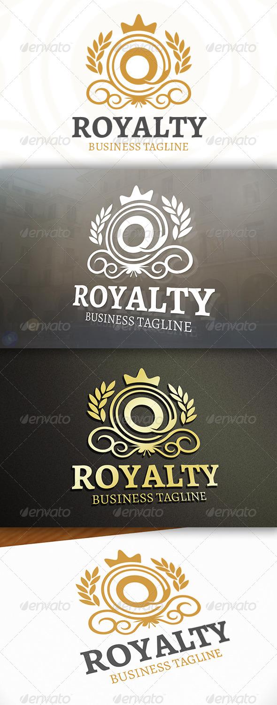 Queen Crest Logo - Crests Logo Templates