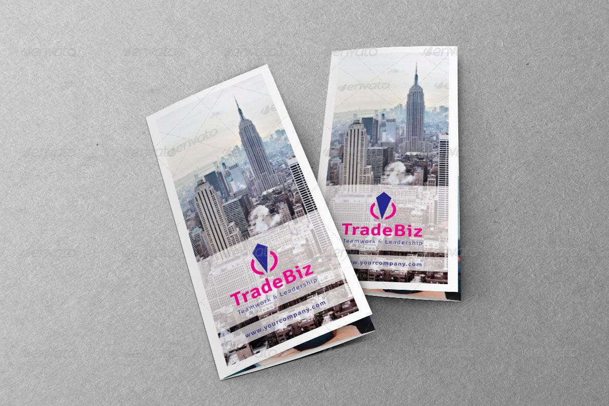 Multi-purpose Tri-fold Brochure Bundle | Volume 1 by femo ...