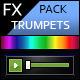 Trumpet Fanfares Pack - Unisono 1