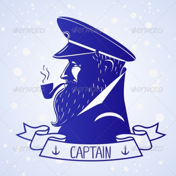 Captain - People Characters