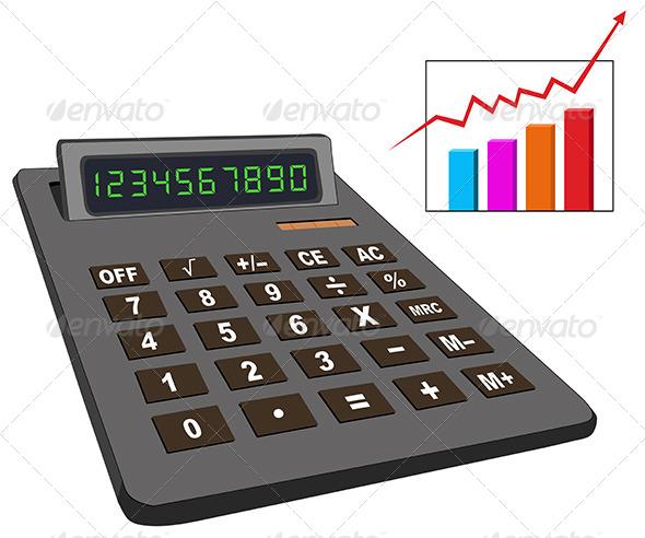 Calculator - Business Conceptual