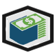 Money Box Currency Dollar Bag Logo - GraphicRiver Item for Sale