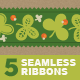 Holiday Ribbons - GraphicRiver Item for Sale