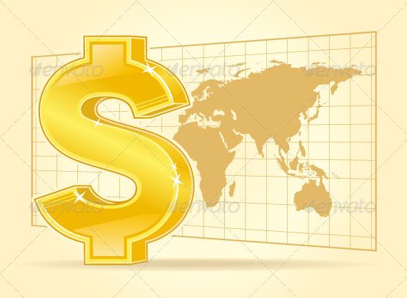 Global Economy - Business Conceptual