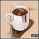 hot chocolate, coffee, milk mugs icons - GraphicRiver Item for Sale