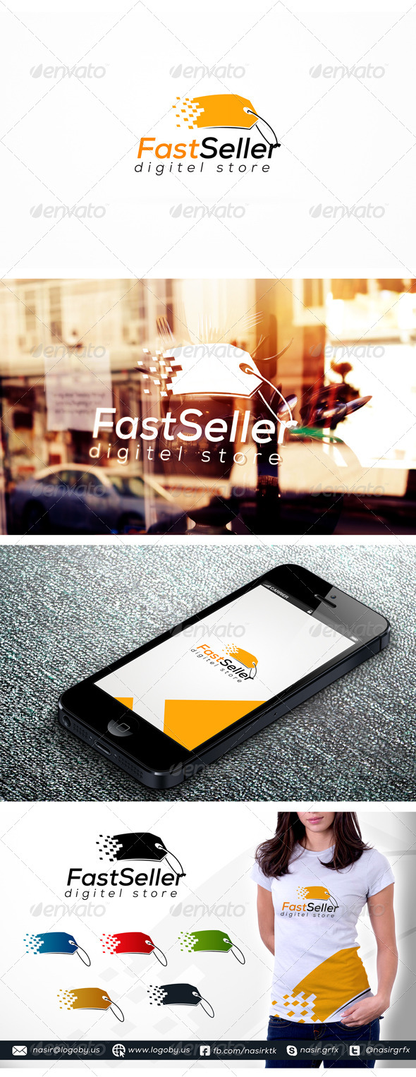 Fast Seller - Abstract Logo Templates